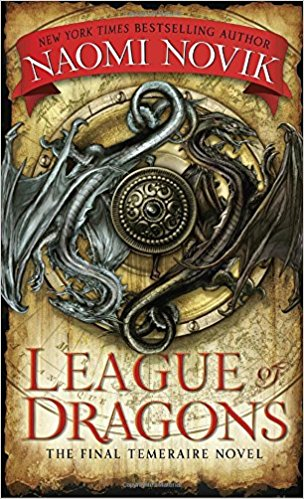 cover image - League of Dragons