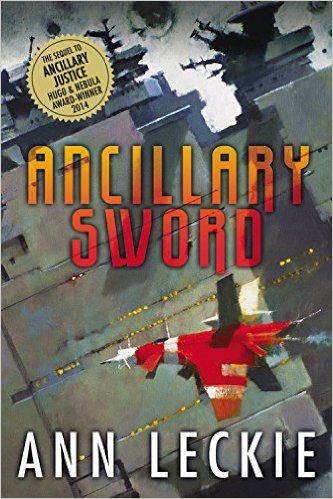 book cover: Ancillary Sword