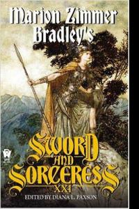 Cover of Sword and Sorceress 21