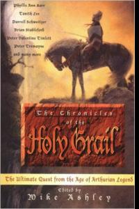 The Chronicles of the Holy Grail cover