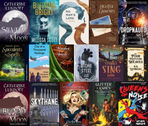 Collage of book covers