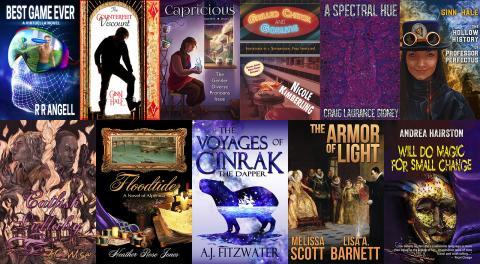 Book Covers - 2020 Pride Storybundle