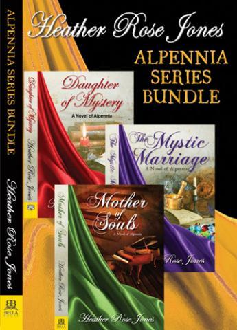 Alpennia 1-3 Bundle cover